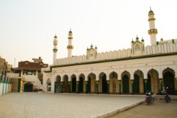 Muslim shrines of Lakhi Shah and Taqwal Shah